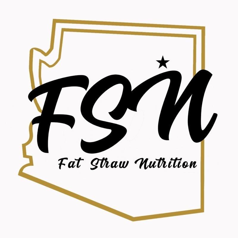 Fat Straw Nutrition Logo