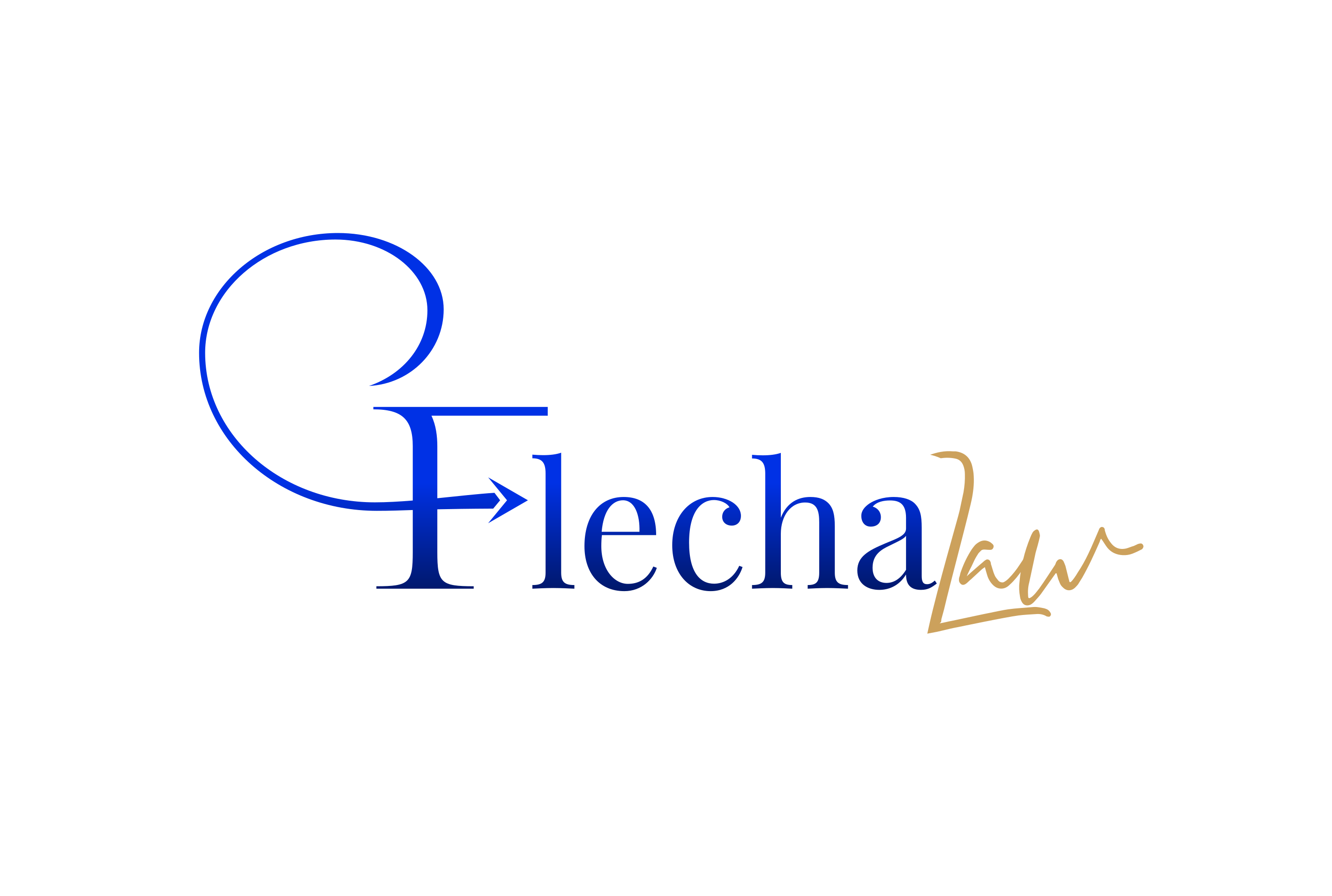 Flecha Law, Ltd. Logo