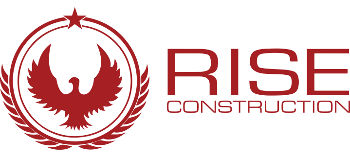 Rise Construction Logo