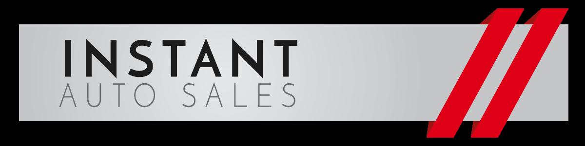 Instant Auto Sales Logo