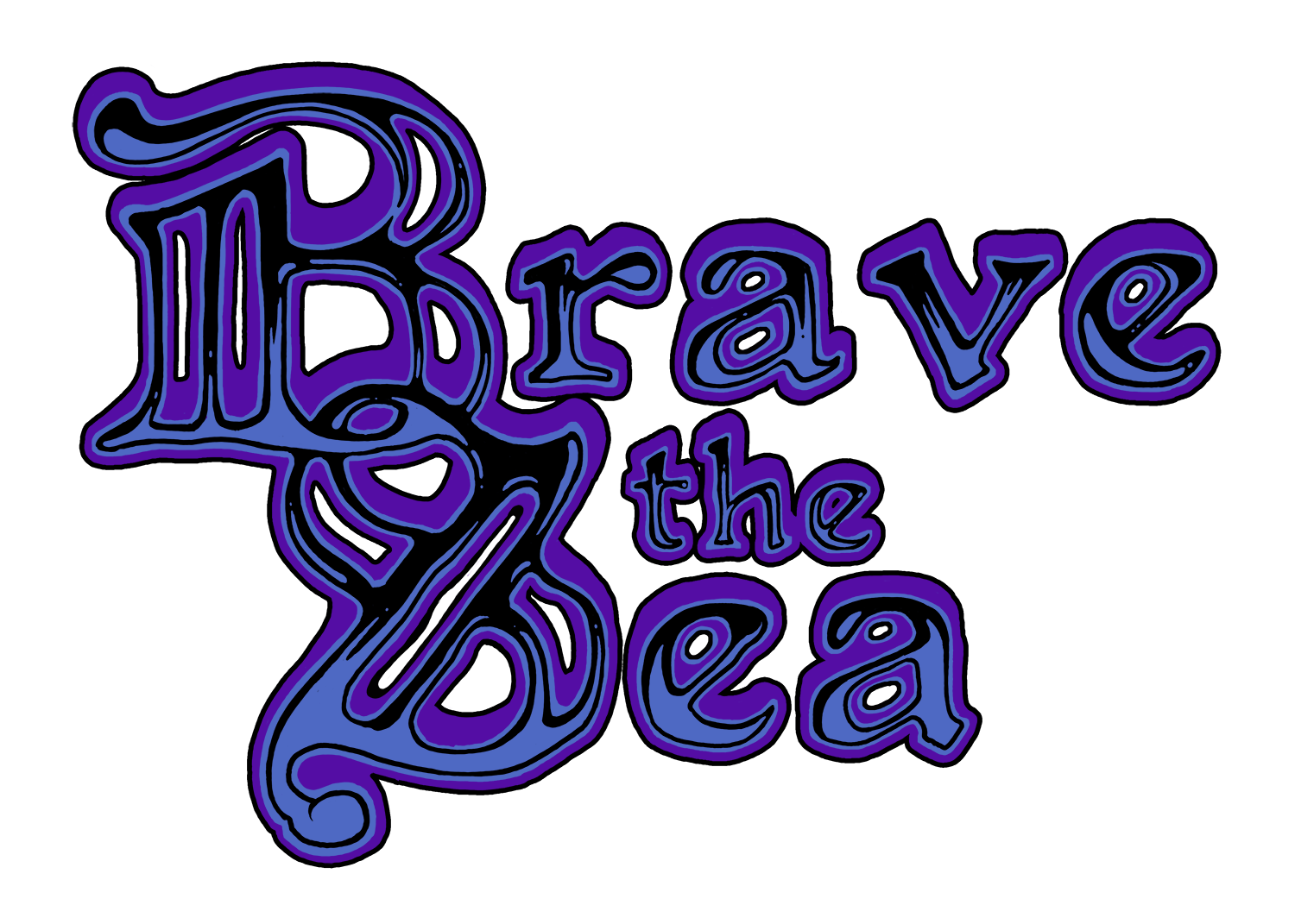 Brave The Sea Logo