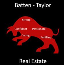 Batten - Taylor Real Estate Logo