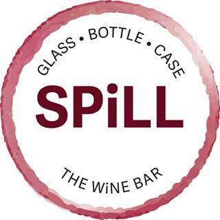 SPiLL - The Wine Bar Logo