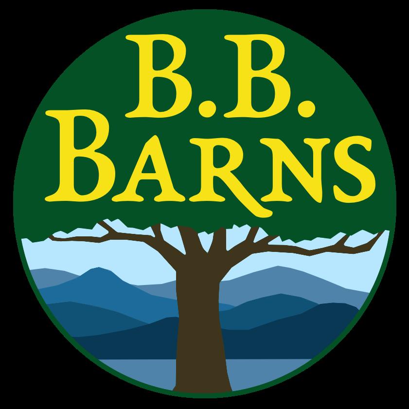 B. B. Barns Landscape Company Logo