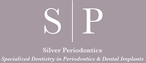 Silver Periodontics & Implant Dentistry Logo