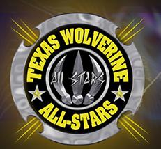 Texas Wolverine All-Stars Logo