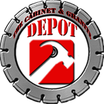 The Cabinet & Granite Depot Logo