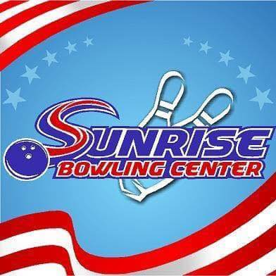 Sunrise Bowling Center Logo