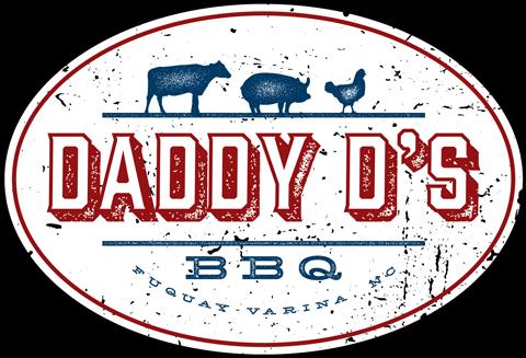 Daddy D's BBQ Logo