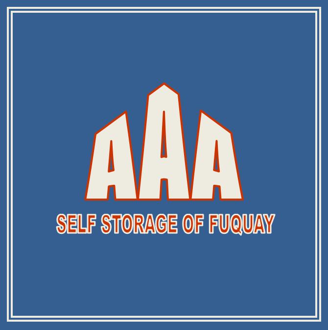 AAA Self Storage of FV Logo