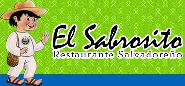 El Sabrosito Restaurant y Pupuseria Logo