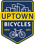 Uptown Bicycles - Bankers Hill Logo