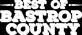 Best of Bastrop County