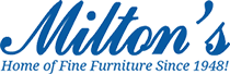 Milton's Furniture Logo