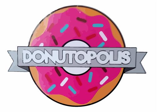 Donutopolis Logo