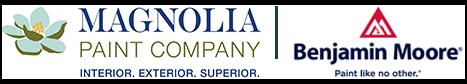 Benjamin Moore Magnolia Paint Company Logo