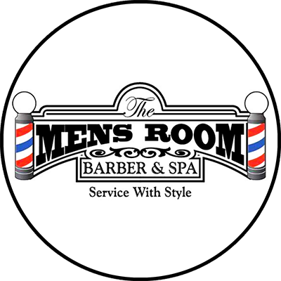 The Men's Room Barber & Spa Logo