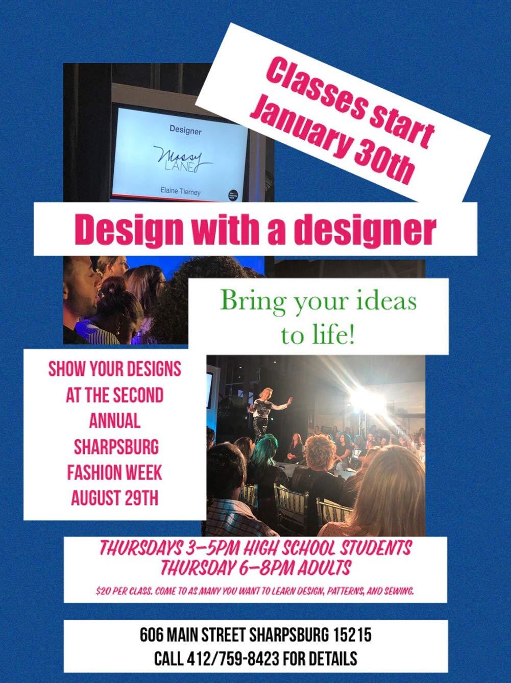 design classes