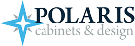 Polaris Cabinets & Design Logo