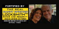 Sandy Springs Locksmith® Logo
