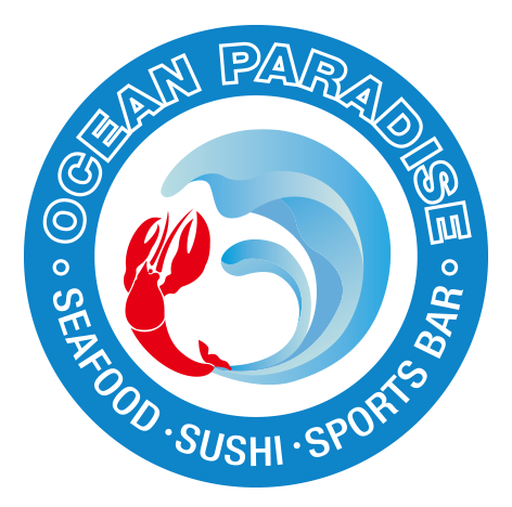 Ocean Paradise Seafood Restaurant and Bar Logo