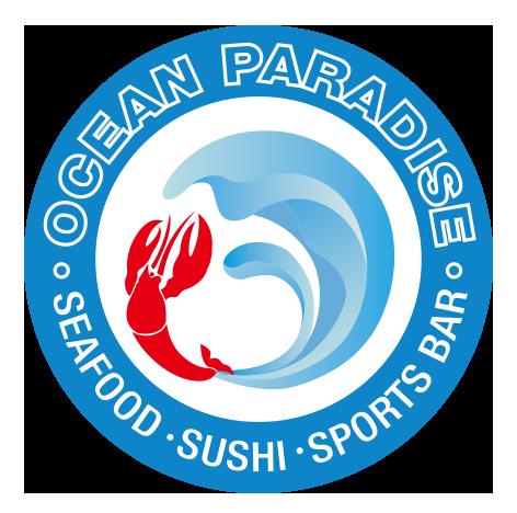 Ocean Paradise Sushi, Seafood & Bar Logo