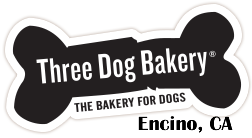 Three Dog Bakery Encino Logo