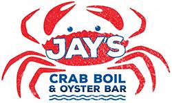 Jay's Crab Boil & Oyster Bar Logo