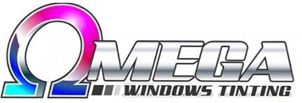 Omega Windows Tinting Logo