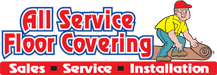 All Service Floor Covering Logo