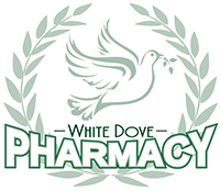 White Dove Pharmacy Logo