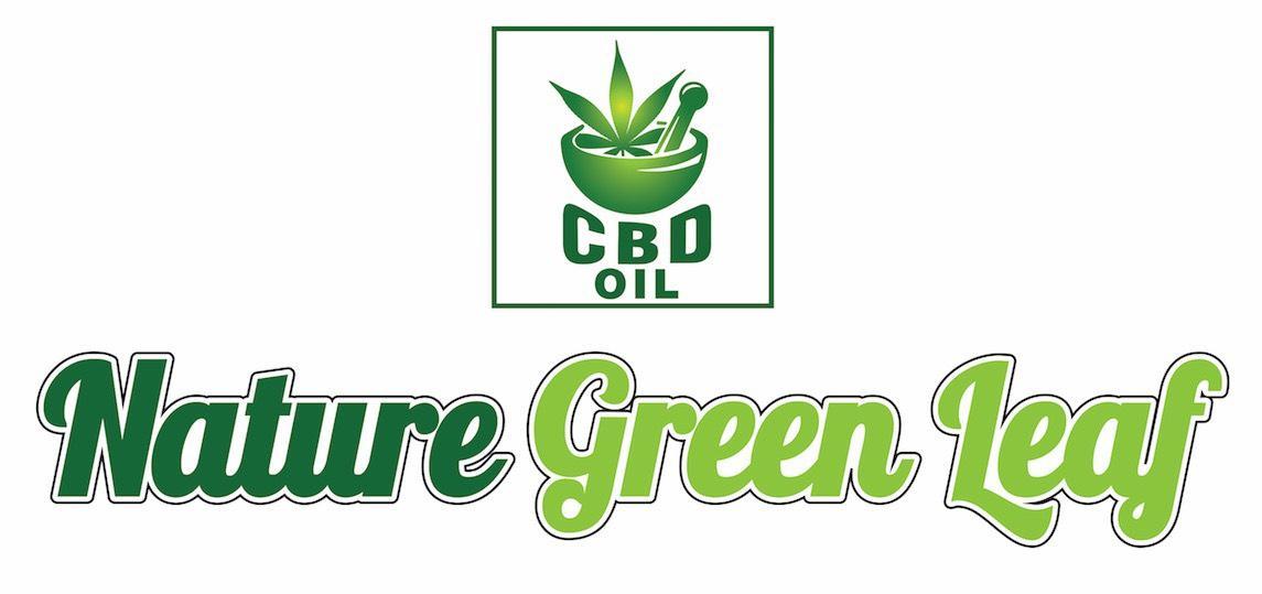 Nature Green Leaf Logo