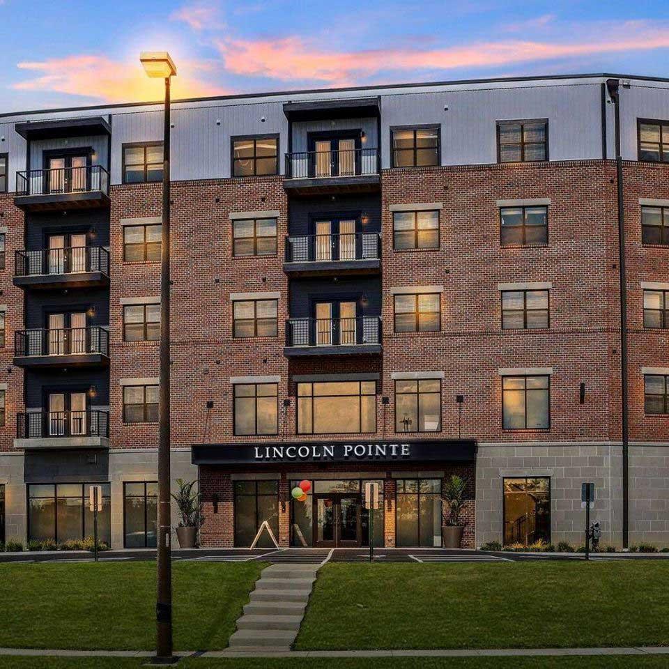 Apartment Complex In Columbus, OH