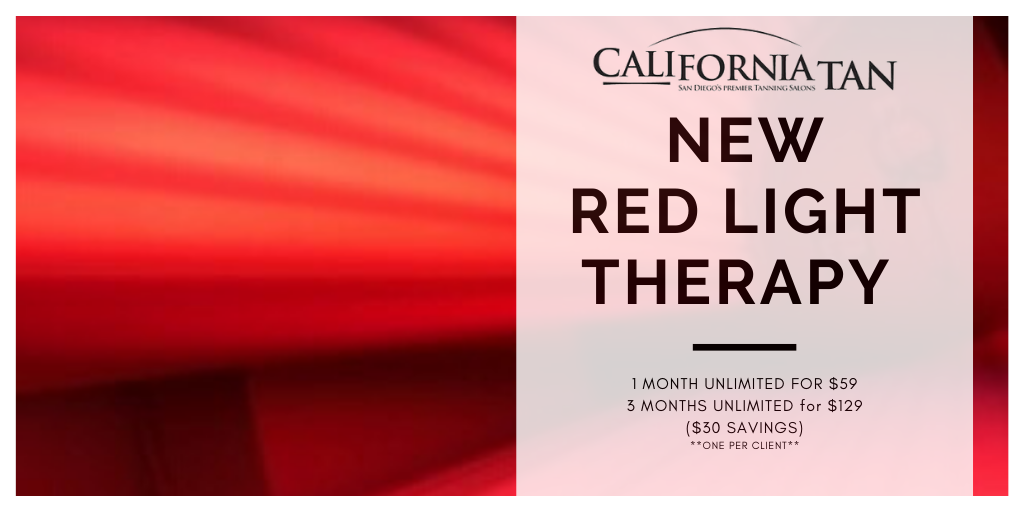 Red light therapy 1 month unlimited for $59 or 3 months unlimited for $129