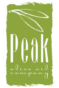 Peak Olive Oil Company Logo