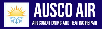 Ausco Air Heating & Air Conditioning Logo