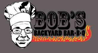 Bob's Backyard Barbeque Logo