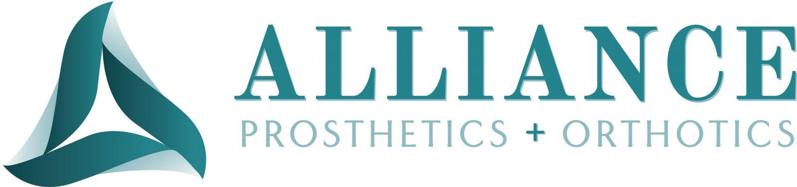 Alliance Prosthetics + Orthotics Logo