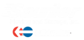 Saunier Moving and Storage Logo