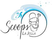 Scoops La Jolla Logo