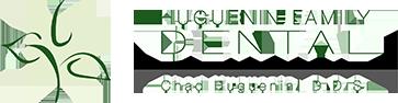Huguenin Family Dental Logo