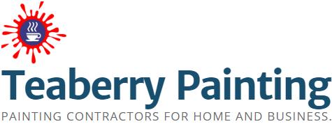 Teaberry Painting - Littleton Logo