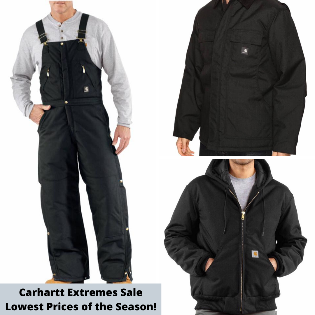 Carhartt extremes sale