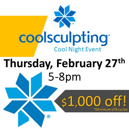 Cool Night Event, Feb 27