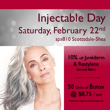 Injectable Day, Feb 22