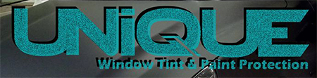 Unique Window Tinting Logo