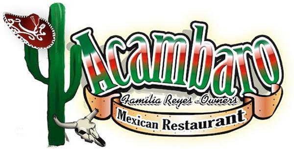 Acambaro Mexican Restaurant Fayetteville Logo
