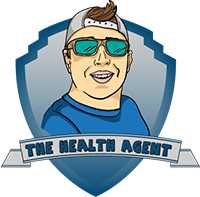 The Health Agents - Devin Blount Logo