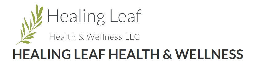 Healing Leaf Health & Wellness Logo