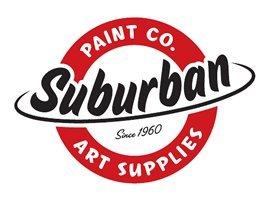 Suburban Paint Company Logo